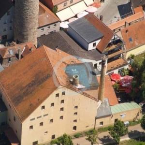 Altstadt Gunzenhausen Limes Luftbild